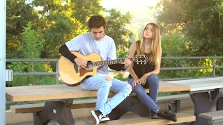 Must Have Been The Wind By Alec Benjamin | Cover By Jada Facer & Kyson Facer