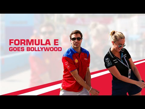 Mahindra Racing Presents Formula E Goes Bollywood | Part 3 | Ft. Buemi, D'Ambrosio, Wehrlein, Vergne