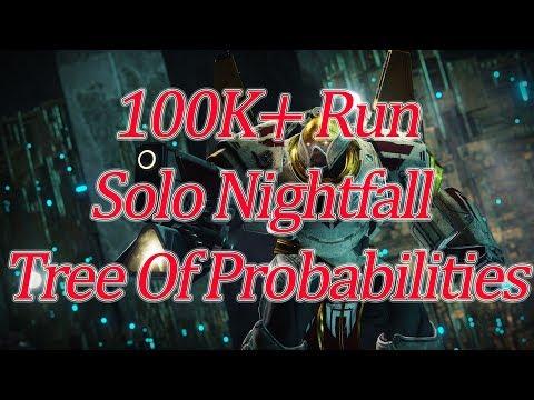 Solo Nightfall Tree of Probabilities - Tony Perry - Video