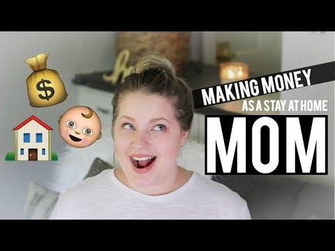 HOW TO MAKE MONEY AS A SAHM! 💰