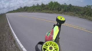 Kill Mode Edition Motor Test Arrma Typhon 140mph 6S Top Speed Run