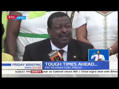 Tough time ahead for Kenyans as President Uhuru Kenyatta signs finance bill into law