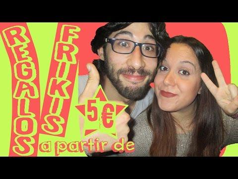 REGALOS FRIKIS desde 5€ | FS