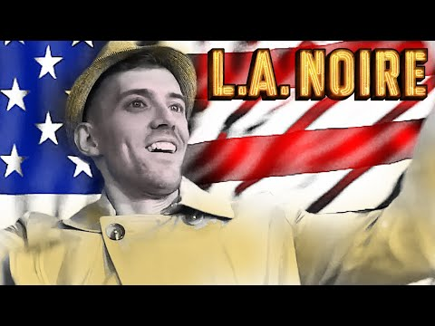 Gritty Little Liars - L.A. Noire Gameplay