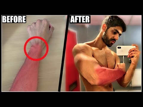 How To Get Bigger Wrists & Forearms For Skinny Guys