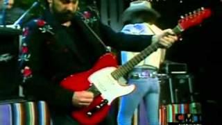 Dwight Yoakam & Flaco Jimmenez - She Wore Red Dresses