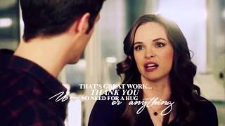 Barry & Caitlin  latch