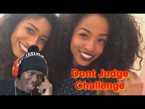 Don't Judge Challenge