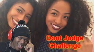Don't Judge Challenge