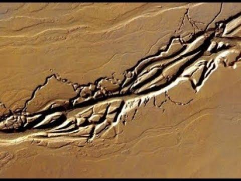 Марс!   странные    достопримечательности