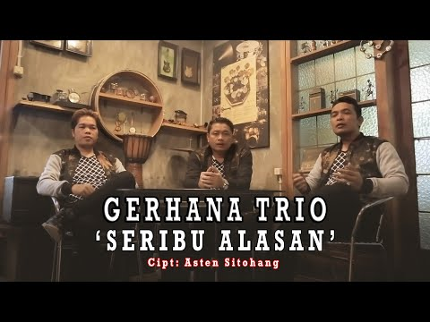 Gerhana Trio - Seribu Alasan ( Official Musik Video ) Full HD