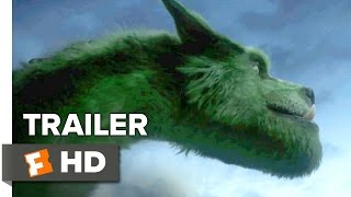 Petes Dragon Official Trailer 1 2016  Bryce Dallas Howard Movie HD