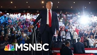 Donald Trump Falls Short On Charitable Giving | MSNBC thumbnail