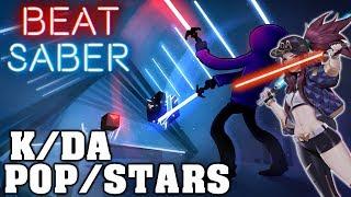 Beat Saber - POP/STARS - K/DA [League Of Legends] | FC