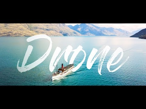 Flying Above the Beauty of New Zealand