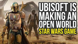 What To Expect From Ubisoft's Open World Star Wars Game & The Future After Jedi Fallen Order 2