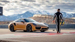 THE RACE IS ON- DJI FPV vs Porsche 911 Turbo S