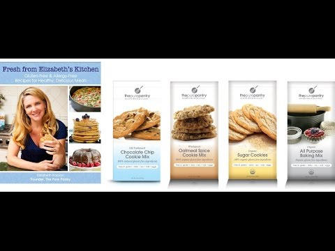 The Pure Pantry Gluten-Free Baking Kit + Cookbook