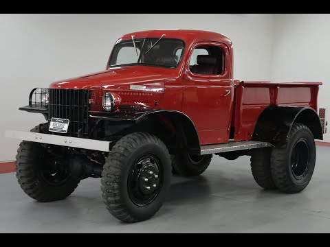 Dodge Dealers Denver >> 1941 Dodge Power Wagon for Sale | ClassicCars.com | CC-1161595