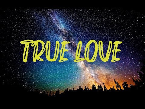nothing,nowhere. feat Travis Baker - TRUE LOVE (Lyrics Video)