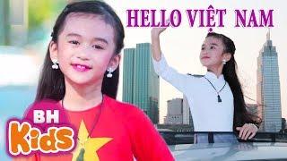 Hello Việt Nam ❤ Bé Tú Anh ♫ Nhạc Thiếu Nhi Hay