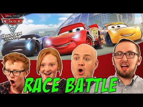 Kachow! Cars 3: Driven To Win - the Best Racing Game We Ever Played!