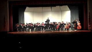 RHS Symphonic Orchestra: Saint Anthony Chorale (2012 Spring Concert)