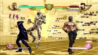 JoJo's All Star Battle: Rotate Cancel Advanced Guide - HD