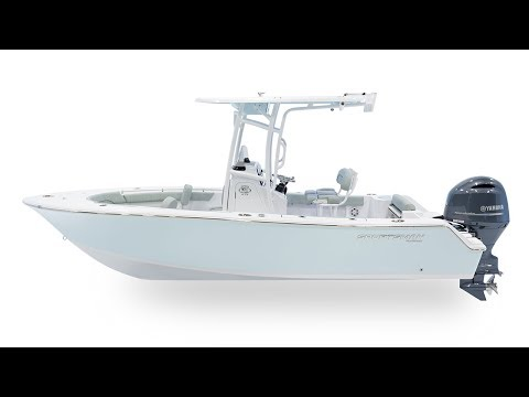 Sportsman Open 212 Center Console video