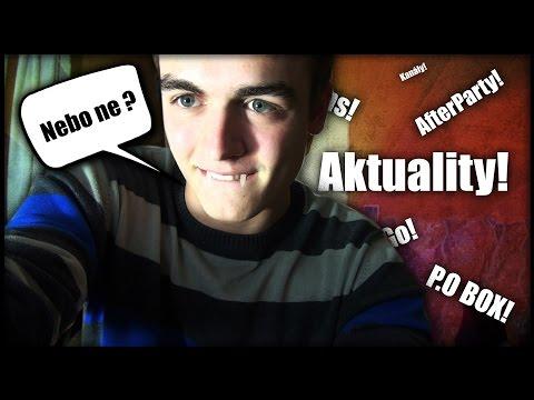 Aktuality - Vlog