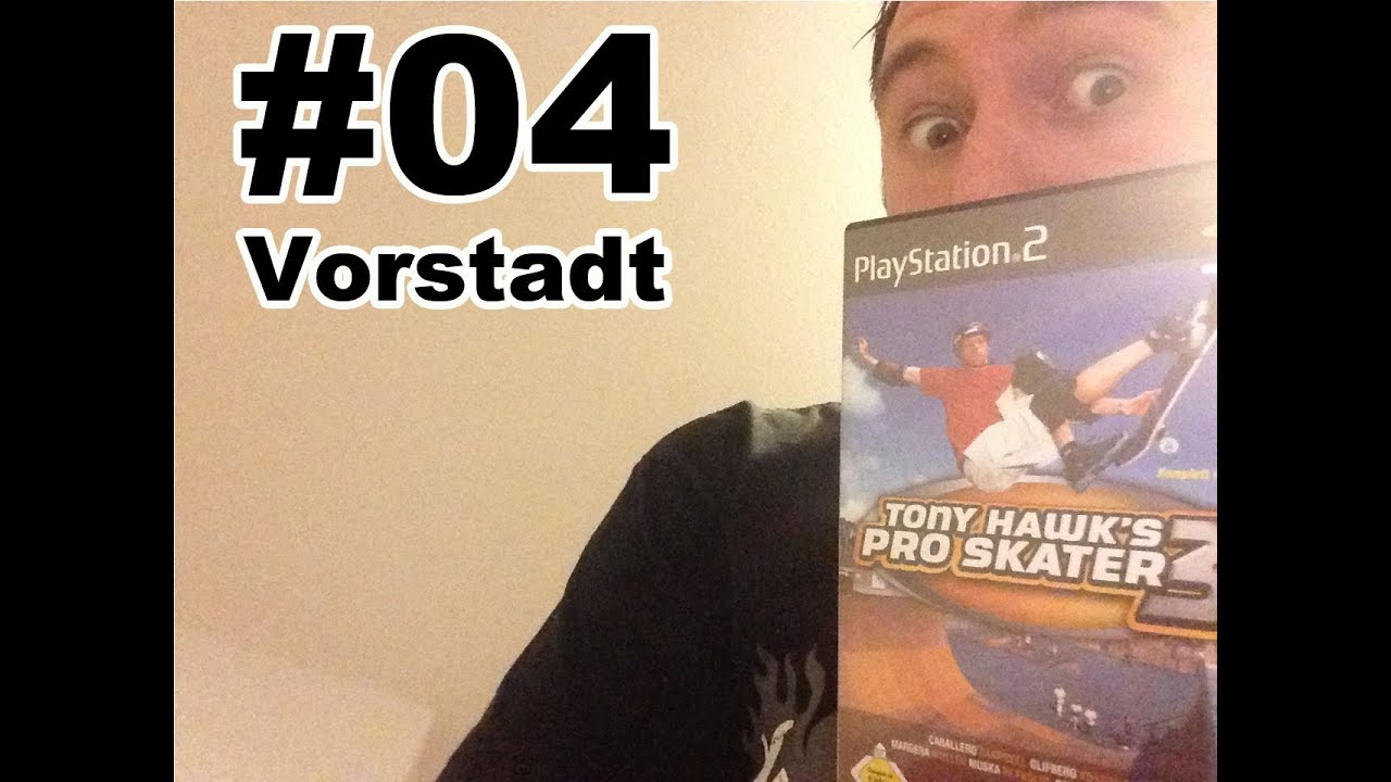 #04 Tony Hawk's Pro Skater 3 – Vorstadt (Speedy Renton Let's Play)