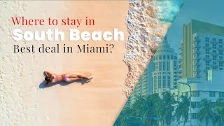 Best Hotel Deal In South Beach? Affordable Luxury Miami Beach - Royal Palm South Beach