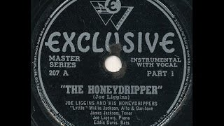 """""""The Honeydripper"""" Joe Liggins And His Honeydrippers on Exclusive #210"""