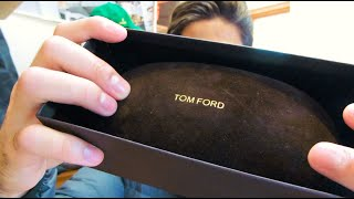 Tom Ford Unboxing!