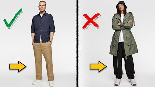 How To PROPERLY Style Wide-Leg Pants | 5 Tips For Mens Style