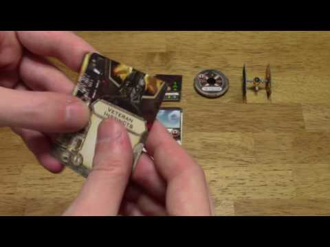DGA Plays: Star Wars: X-Wing - Sabine's TIE Fighter Expansion (Ep. 154 - Gameplay / Let's Play)
