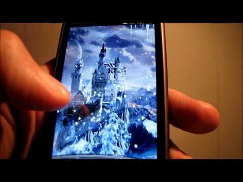 Video of Winter Fantasy Live Wallpaper