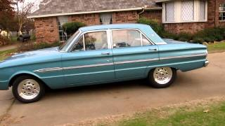 1963 Ford Falcon Futura, automatic, 170 CI 6 Cylinder, for sale in Texas