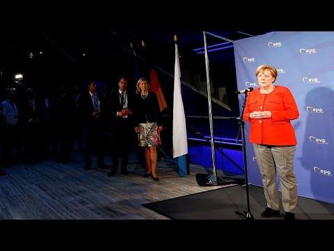 Κοινό ευρωπαϊκό σύστημα απονομής ασύλου θέλει η Άνγκελα Μέρκελ…