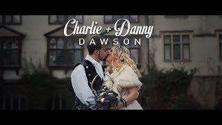 CHARLIE + DANNY   Medieval Wedding Film - Coombe Abbey Hotel (Coventry)