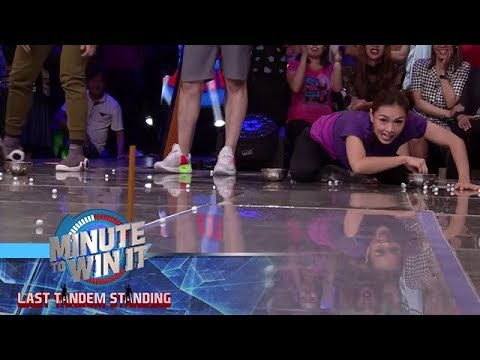 Loner | Minute To Win It - Last Tandem Standing