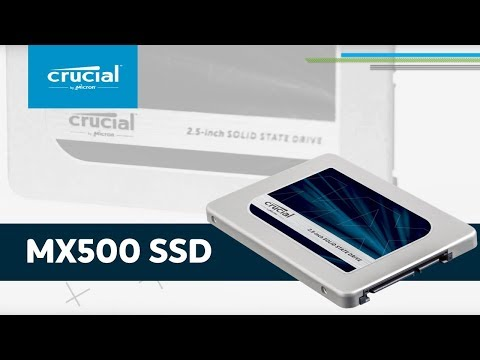 """Crucial MX500 (2000GB, 2.5"""")"""