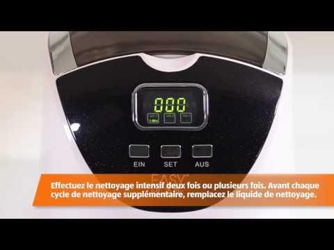 Dispositif de nettoyage ultrasons