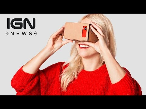 Google VR Headset Won't Need a Smartphone or PC - IGN News