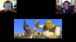 Bust's Reactions E1: YTP Shrek Wants His Swaws Back W Thechancel0r