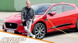 Der neue Jaguar I-Pace - Konkurrenz für Tesla? #452 | GRIP | Kholo.pk