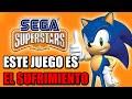 Sufriendo Con El Eye Toy De Sonic Sega Superstars Sergi