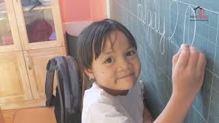 One day at the Maison Chance social center in Dak Nong province