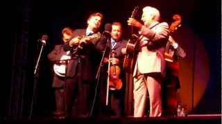 "Del McCoury Band ""In Despair"" @ Runway Stage Orange County Great Park 8-25-12"