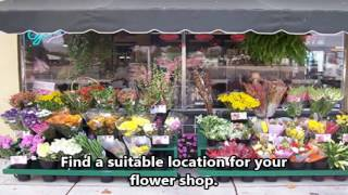 How To Start A Flower Shop Business